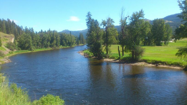 """""""The magnificent Kettle River – perfect for a summertime float"""""""
