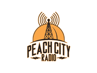 Peach City Radio Logo